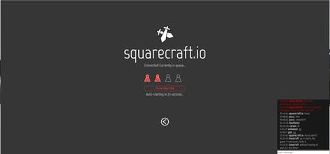 Squarecraft io - A simple browser RTS game Defend your base Capture