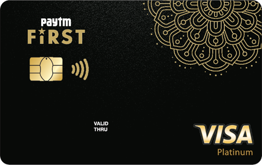 Paytm First Credit Card - The credit card for India with a lot of benefits 🇮🇳💳 | Product Hunt