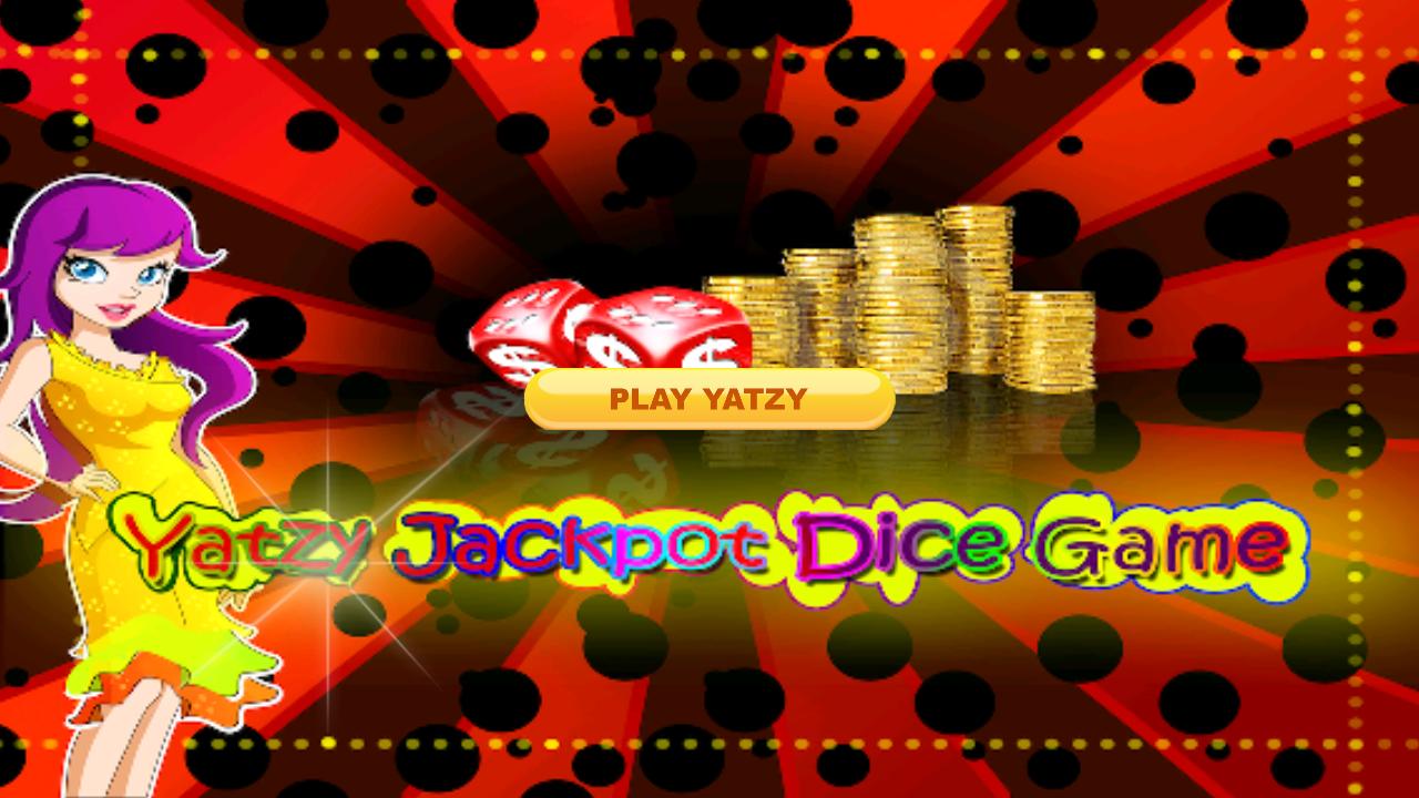 Yatzy Jackpot Dice Game