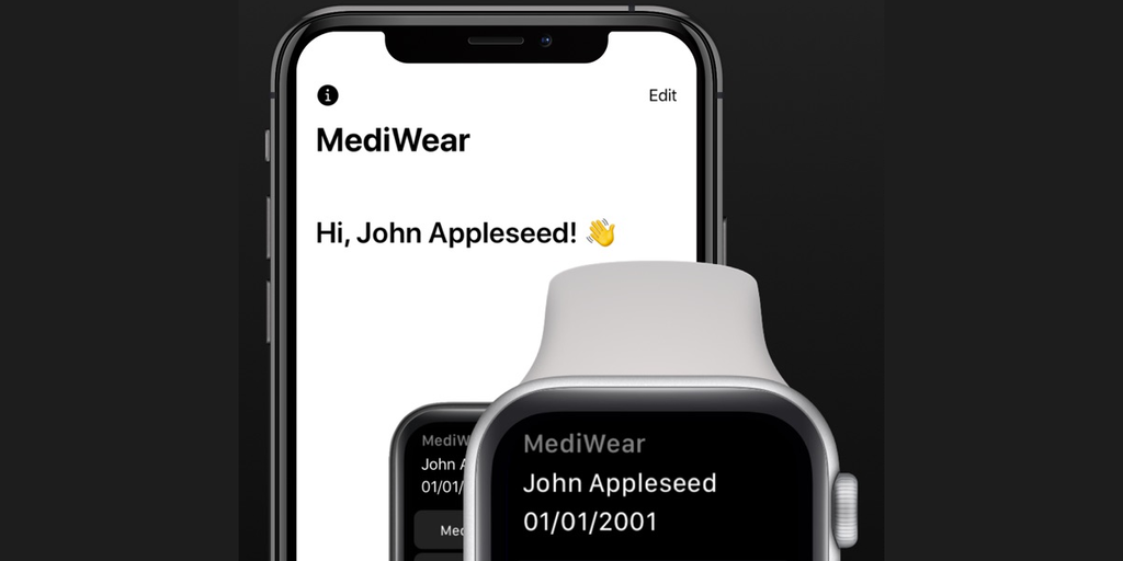 MediWear 3.0 - An in-depth medical ID for your Apple Watch ⌚ | Product Hunt