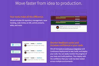 GitLab - Open source alternative to GitHub | Product Hunt