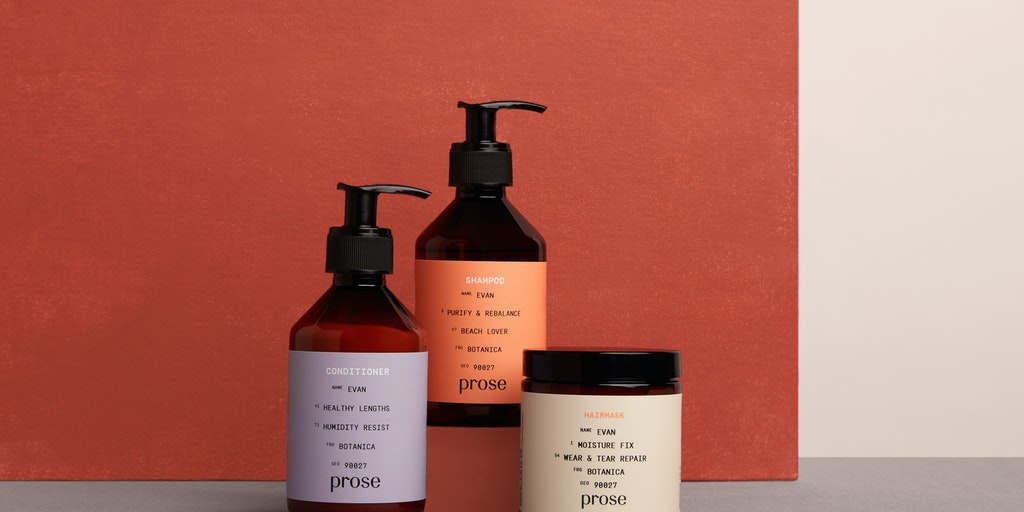 Prose - Customized, professional hair care