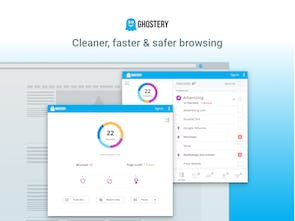 Ghostery 8 - Blocks ads, stops trackers, and speeds up