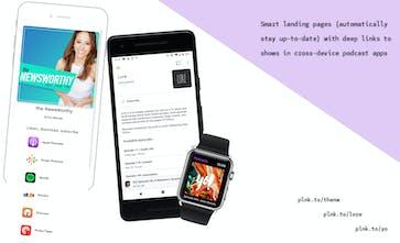 Plink - Plink makes smart podcast links | Product Hunt