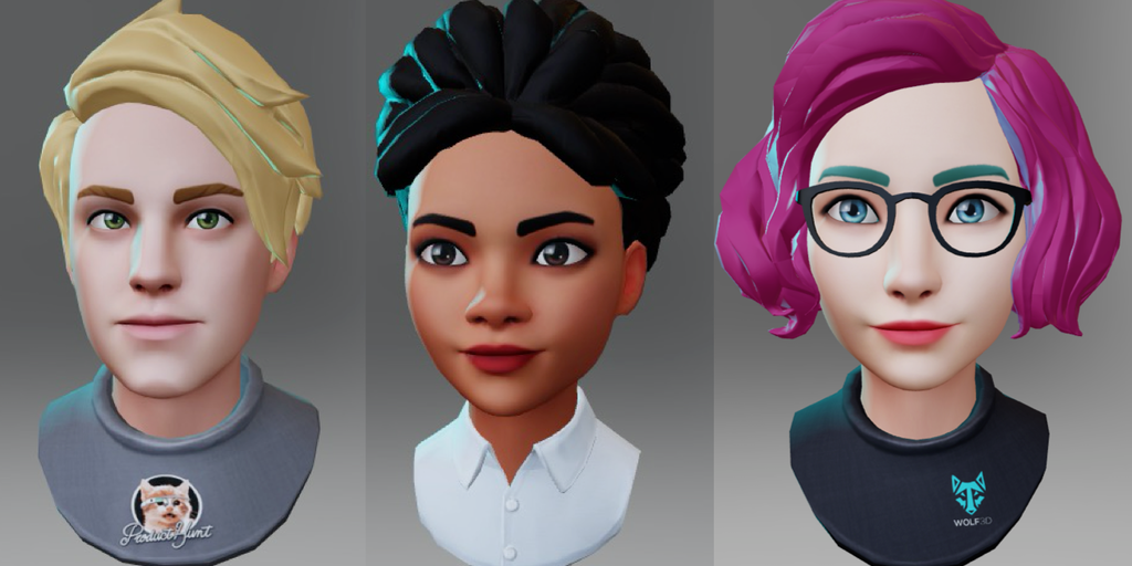 Ready Player Me - Personal 3D avatars for Mozilla Hubs | Product Hunt