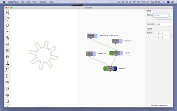 VectorFlow - Procedural vector graphics designer | Product Hunt