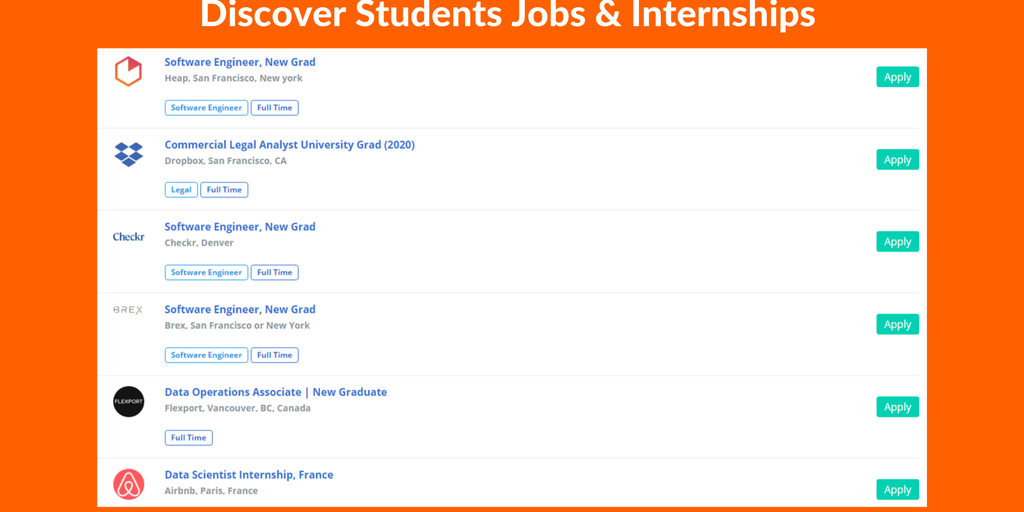 YC Students - Browse student jobs & internships at Y Combinator companies | Product Hunt