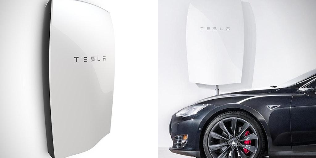 Tesla Powerwall - Tesla home battery | Product Hunt