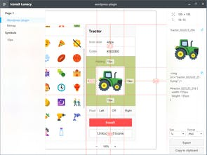 Icons8 Lunacy 2 0 - Sketch viewer for Windows with features