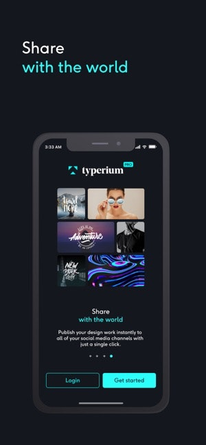 Typerium Product Hunt Image