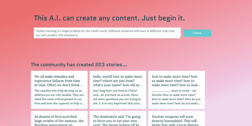 Story AI - Use AI to write a story | Product Hunt