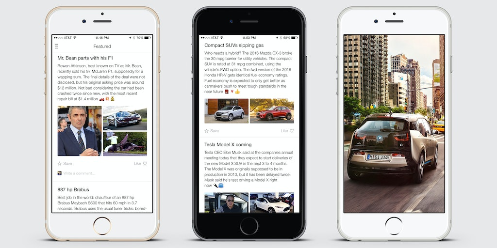 Drive Top Car News Stories 360 Characters Each Product Hunt