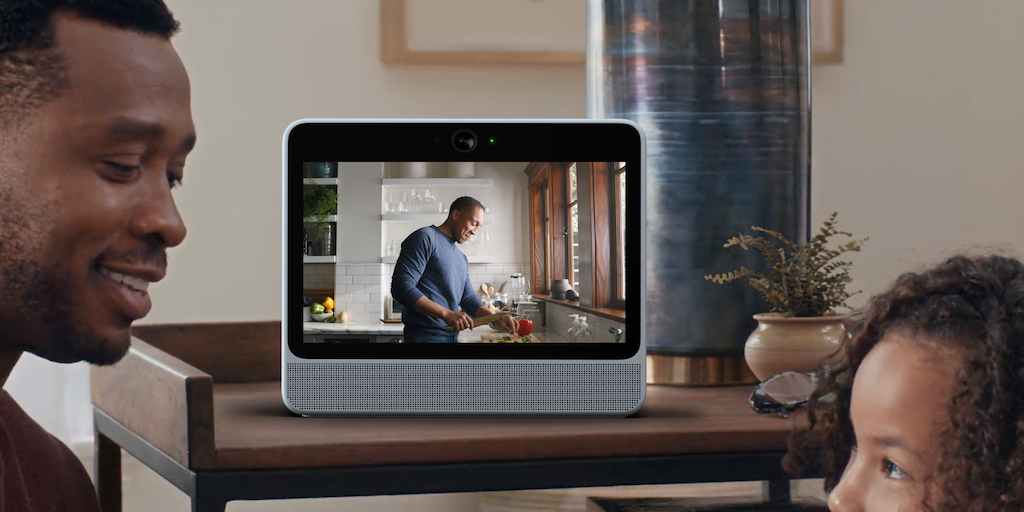 Facebook Portal - Smart, hands-free calling, with Alexa built in | Product Hunt