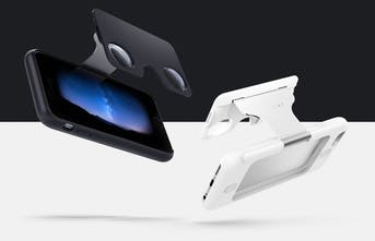 Figment VR - A virtual reality viewer built into an iPhone