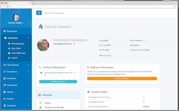 HR Partner 3 0 - Modern HR software for small & medium