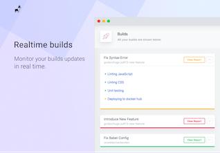 zerber - Simple to setup CI platform for JavaScript projects