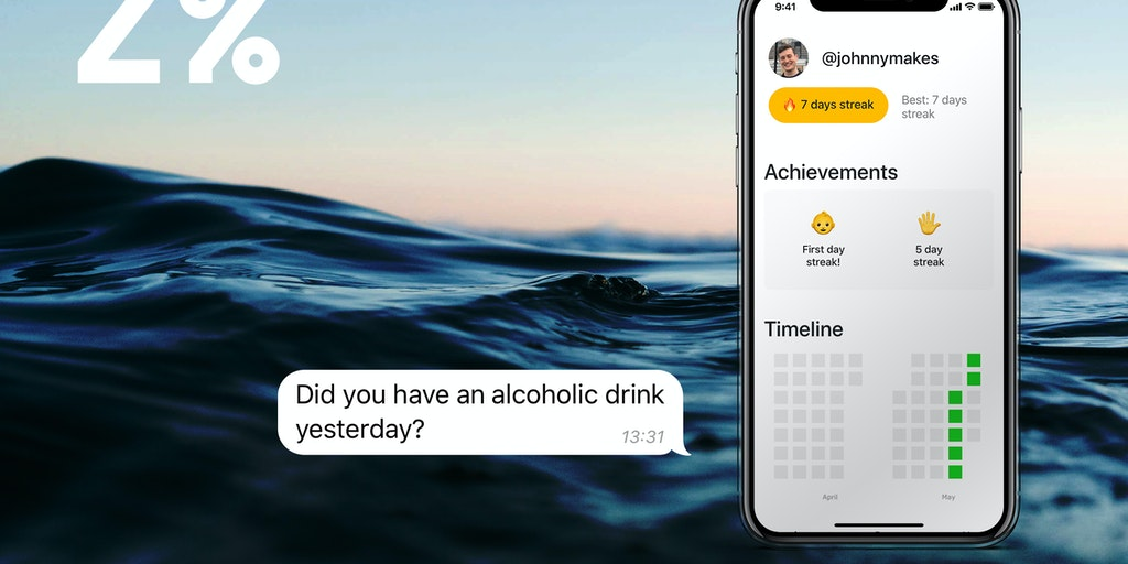 Zero Percent - Alcohol tracking chatbot & 100 day no drinking challenge 🏆 | Product Hunt