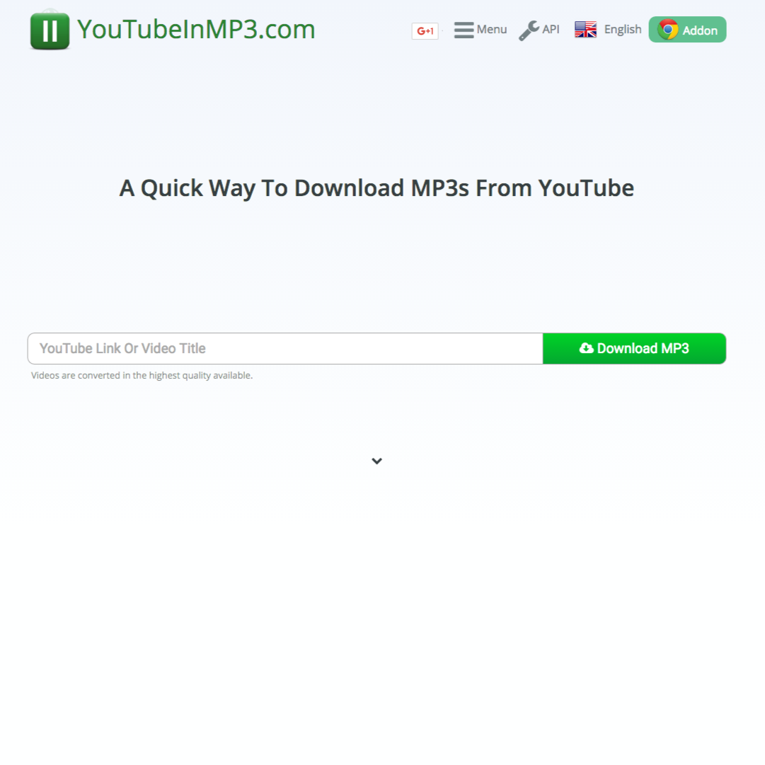 How To Download Mp3 From Youtube Video Link Downloading