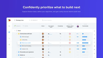 productboard 2 0 - The product management system for makers