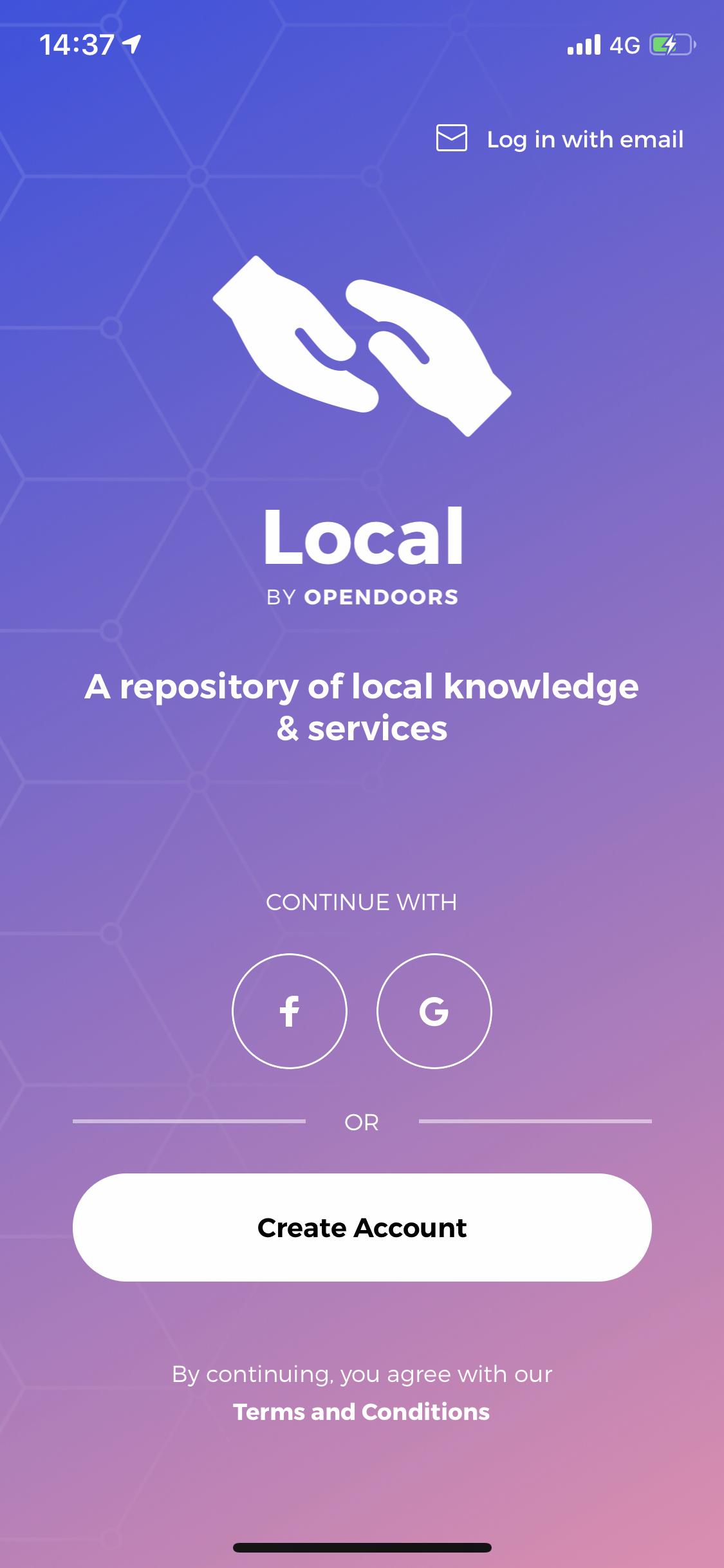 Local - Hyperlocal Quora w/ focus on small businesses & freelancers