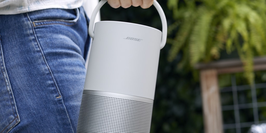 Bose Portable Home Speaker - A new smart, portable speaker from Bose | Product Hunt
