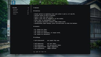 Left - A minimalist multi-platform text editor | Product Hunt