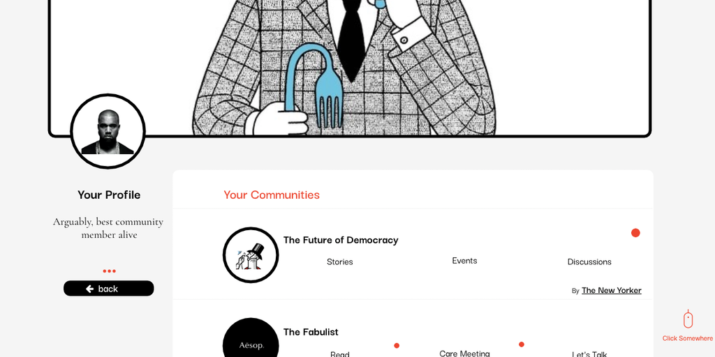 The Newscene - FB groups meet Mailchimp Build your own social community | Product Hunt