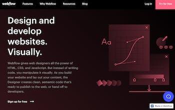 Webflow - All-in-one web design platform | Product Hunt