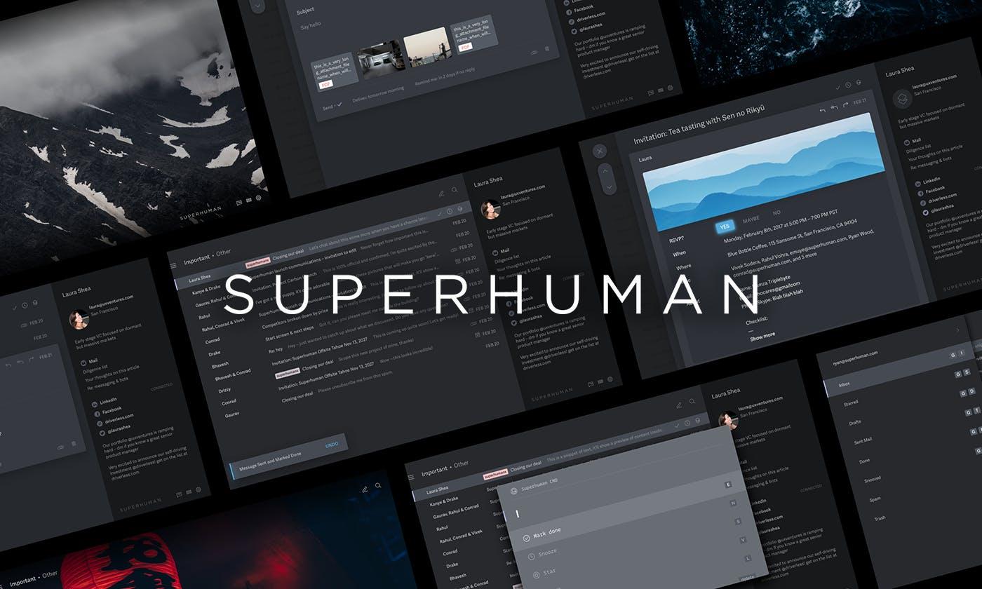 VIP Access to Superhuman