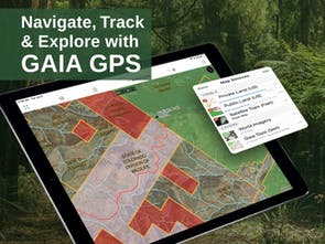 Gaia GPS - Trail maps for all your adventures | Product Hunt