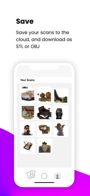Capture - 3D scan anything with your iPhone