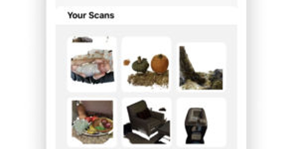 Capture - 3D scan anything with your iPhone | Product Hunt