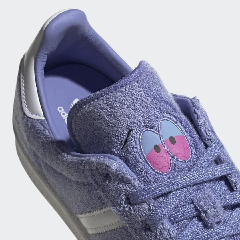 Campus 80s South Park Towelie Shoes