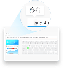 Typing Bolt ⚡ - Your AI-powered personal typing tutor