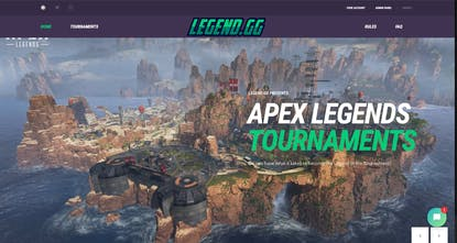 Legendgg Host Free And Paid Apex Legends Tournaments