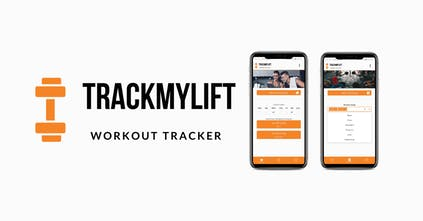 TrackMyLift - Save time tracking your gym workout progress