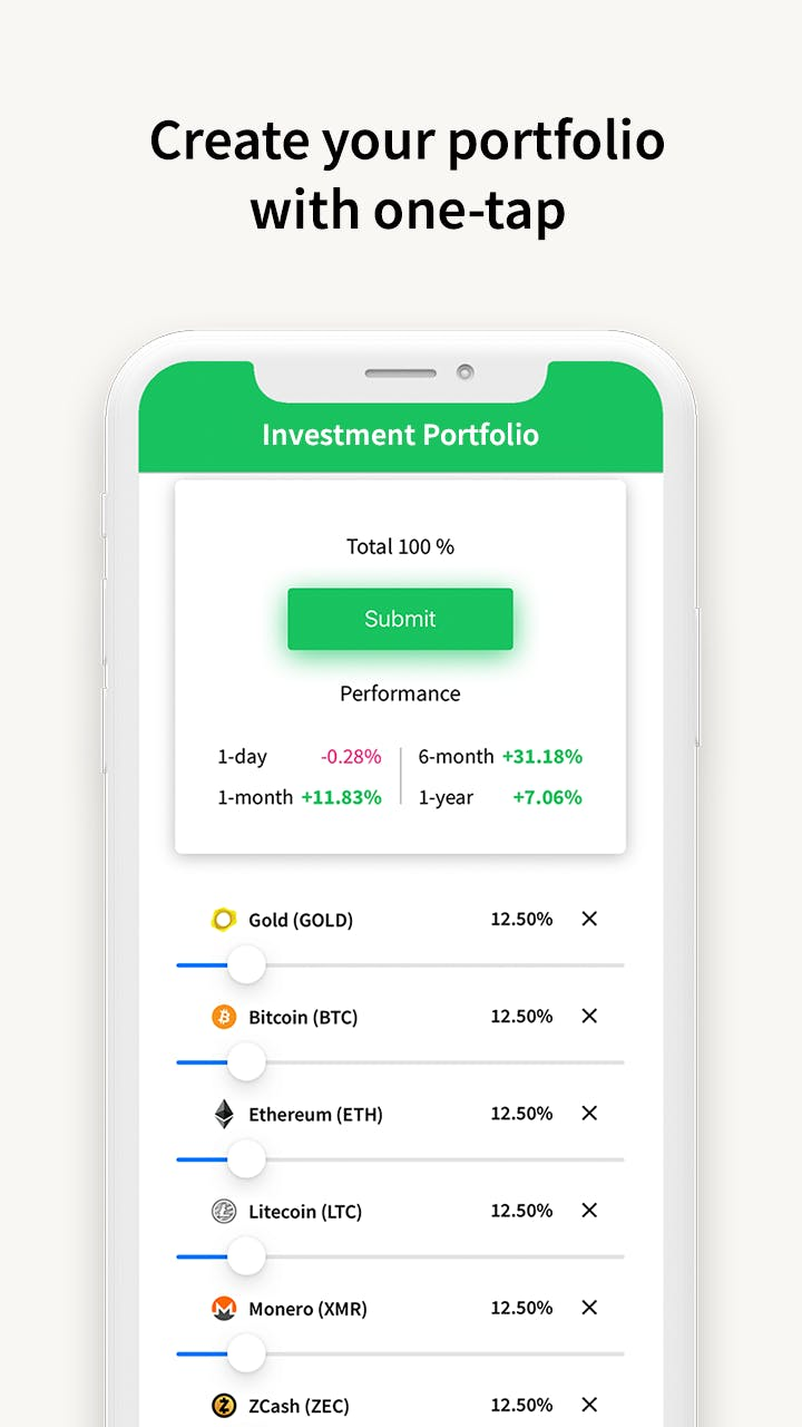 Crypto institution investing