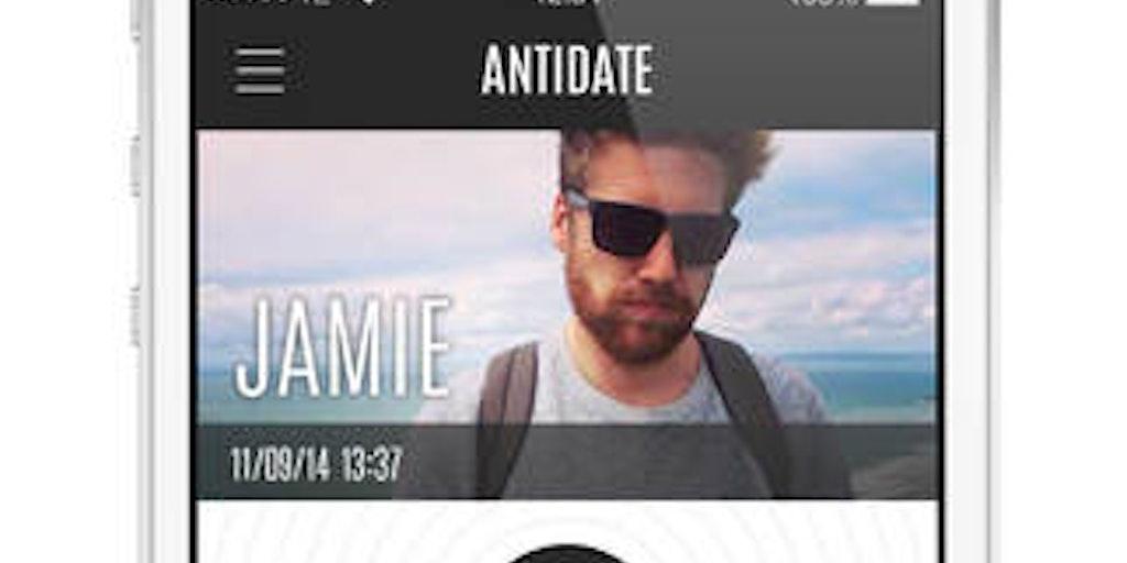 Antidate-Dating-App