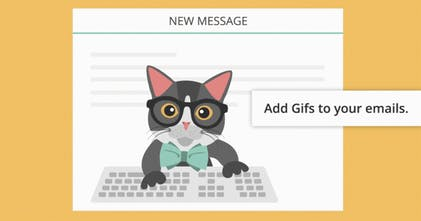 Giphy for Apple Mail - Power up your emails by adding GIFs in one