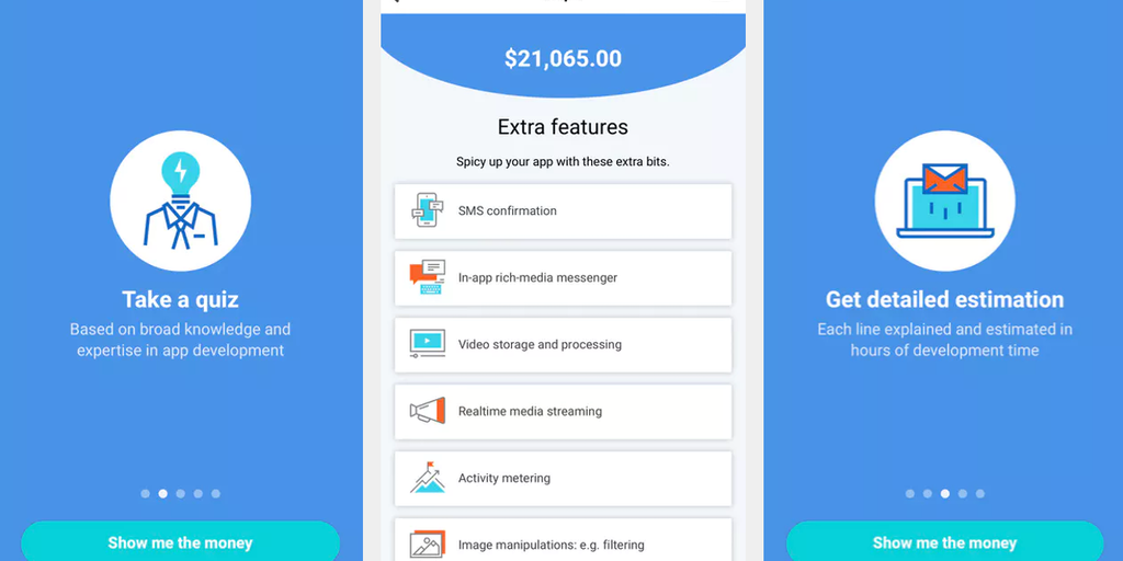 Estimapp 2.0 - How much does it really cost to make an app ...