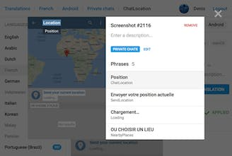 Telegram 4 4 - Broadcast your current location to any chat in real