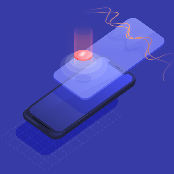 Voice Overlay for Android and iOS Devs by Algolia - Add