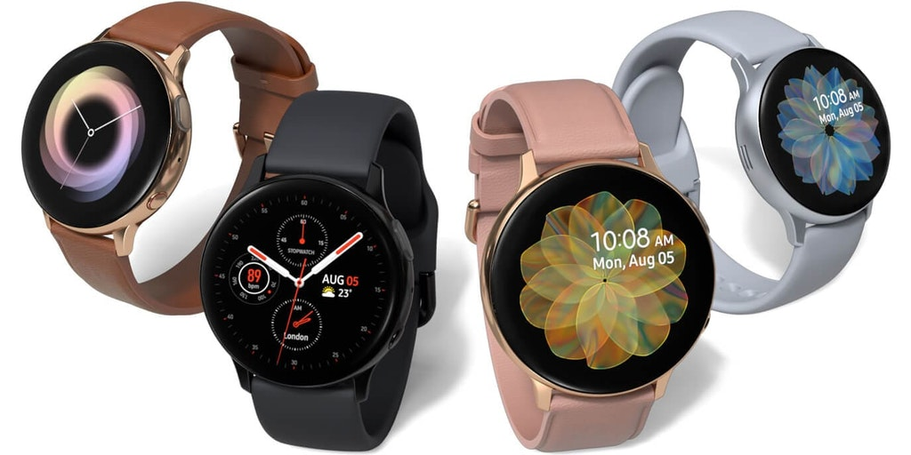 Samsung Galaxy Watch Active 2 - Latest generation of Galaxy watch with a fresh new look | Product Hunt