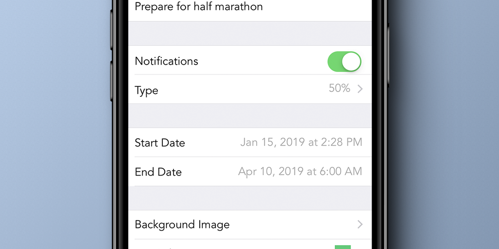 Progress Bar - Track your Time - Time tracker and organizer for iOS | Product Hunt