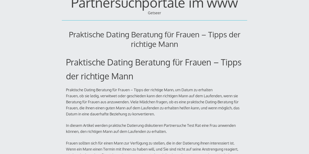 Dating-Seiten in zim-harare