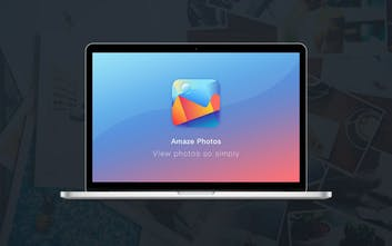 Amaze Photos - A simply well design photo viewer for Mac