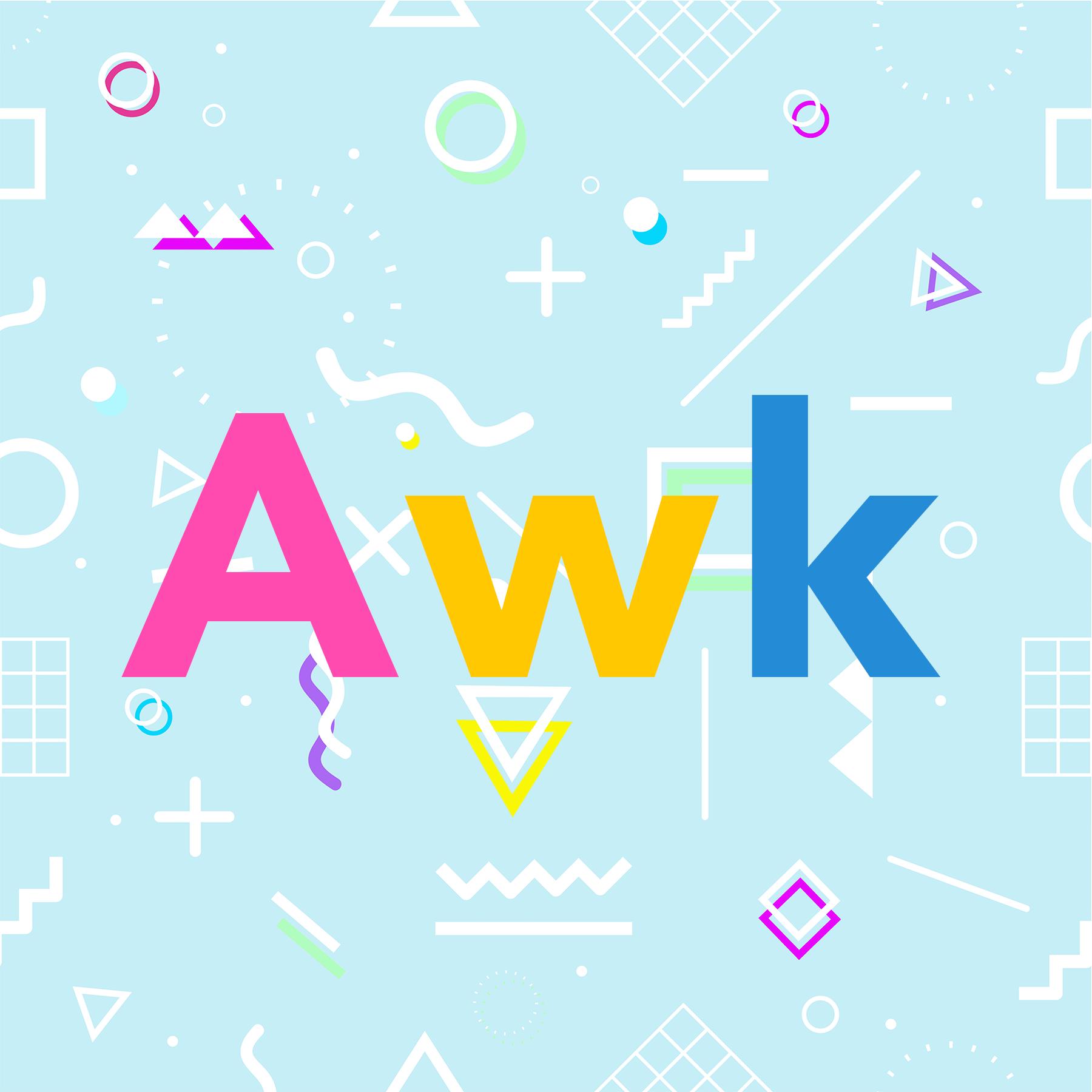 AwkWord Compliments