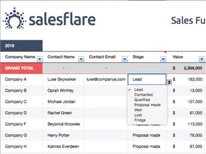 Free Sales Funnel Software Can Be Fun For Everyone