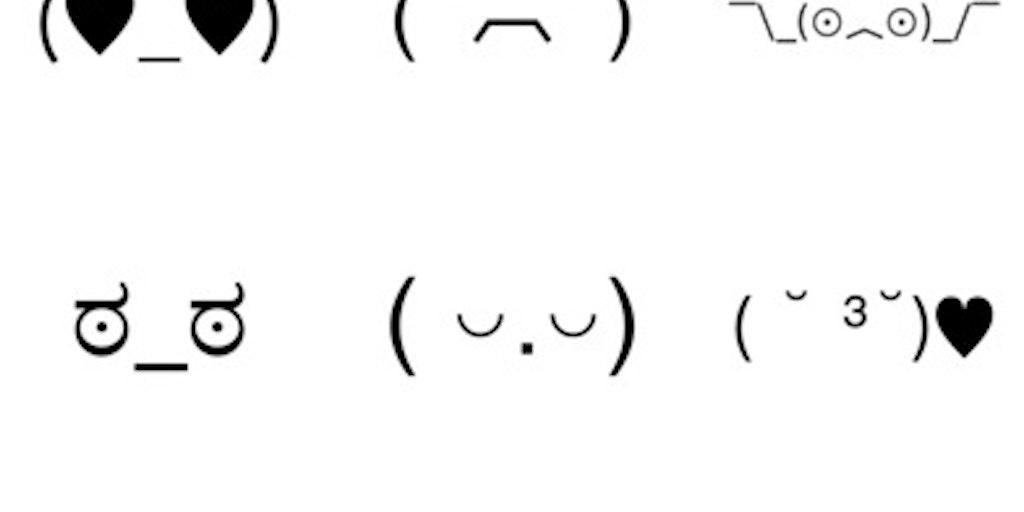 Smiley ascii Copy &