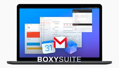 Boxy Suite - Beautiful Mac clients for Gmail and Google